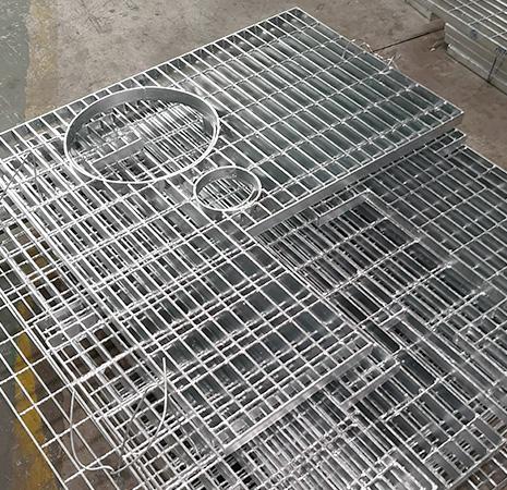 异形钢格板产品详情