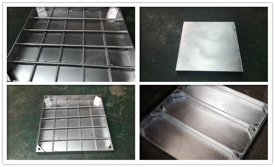 热镀锌隐形井盖4图