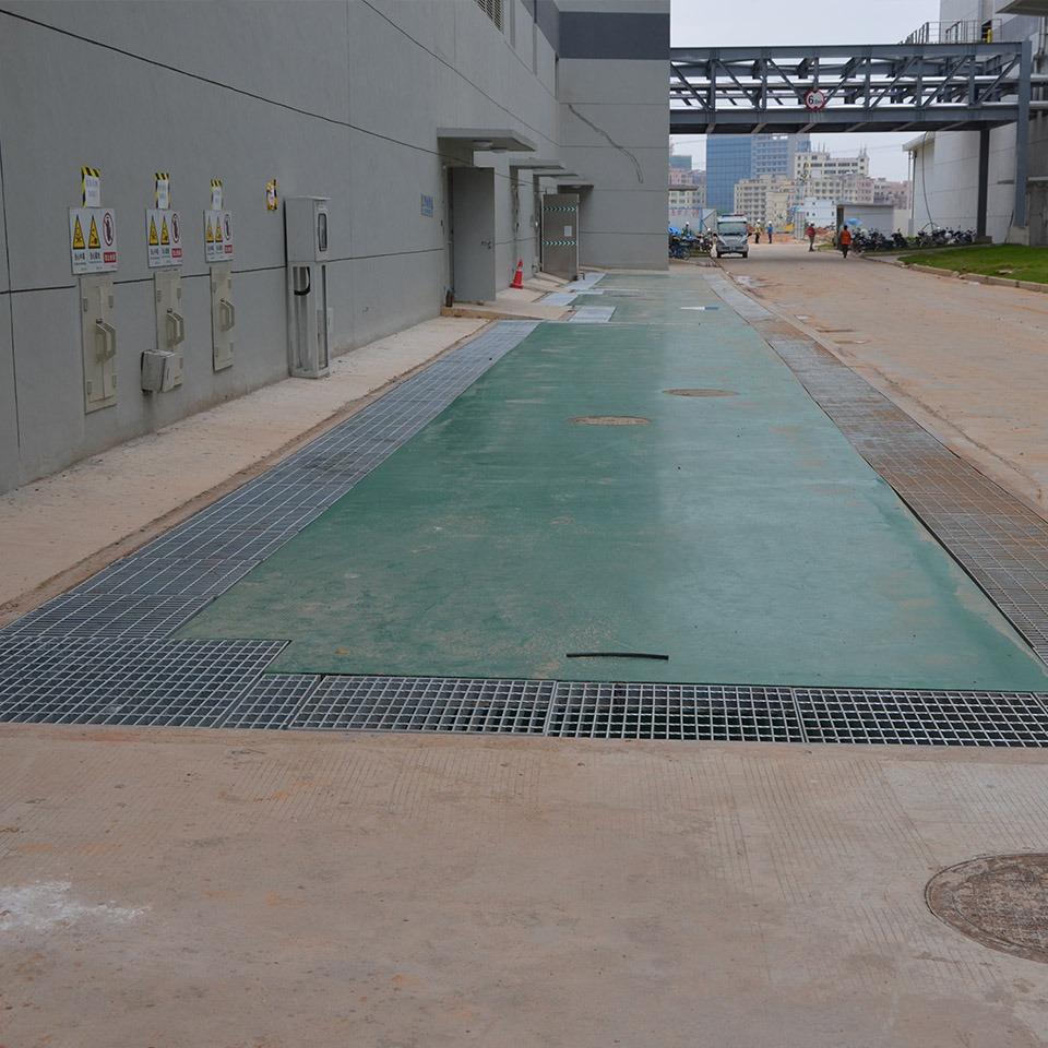 工厂工业钢格板应用案例