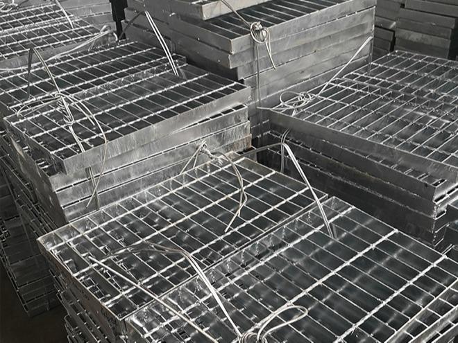 液压钢格板