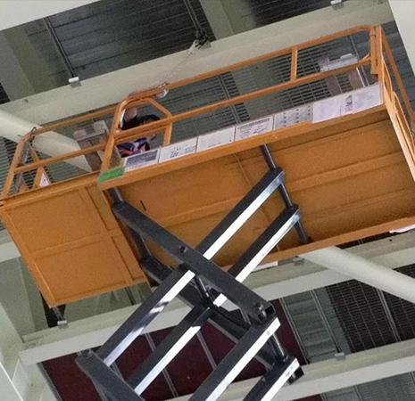 吊顶钢格板产品详情