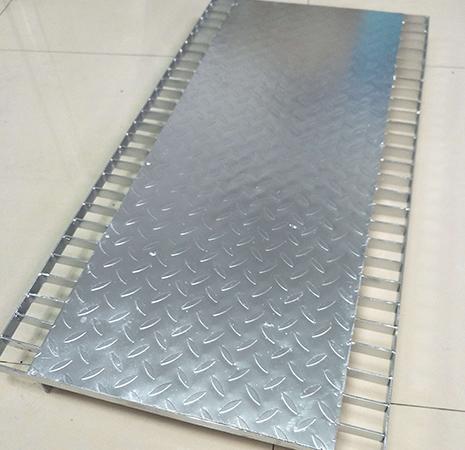 复合钢格板产品详情