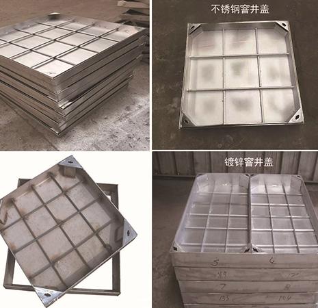 不锈钢装饰井盖产品详情