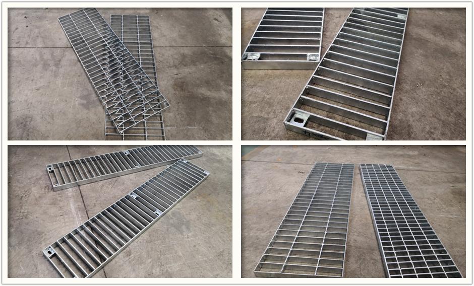 热镀锌排水沟盖板产品展示4图
